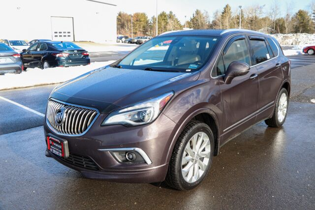 2017 Buick Envision Premium I Brewer ME