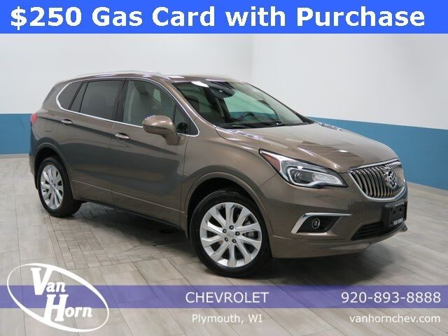 2017 Buick Envision Premium I Plymouth WI
