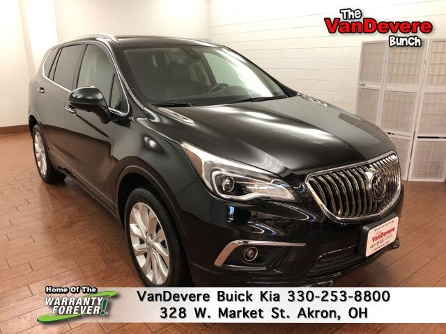 2017 Buick Envision Premium II Akron OH