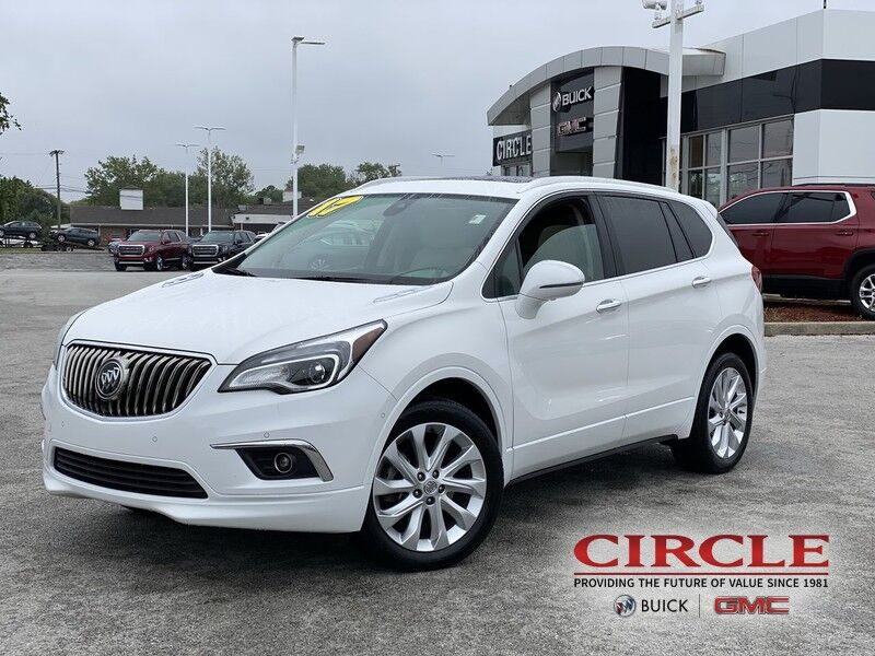 2017 Buick Envision Premium II Highland IN