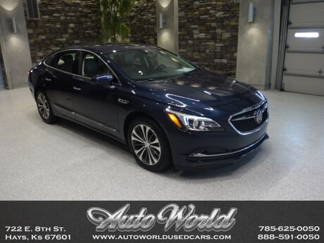 2017 Buick LACROSSE PREFERRED  Hays KS