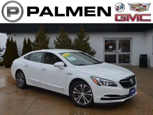 2017 Buick LaCrosse Preferred Kenosha WI