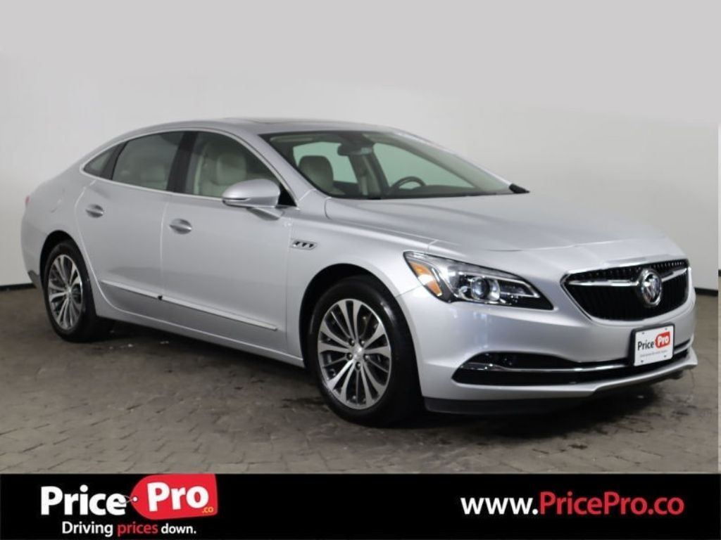 2017 Buick LaCrosse Premium V6 w/Nav/Pano Roof Maumee OH