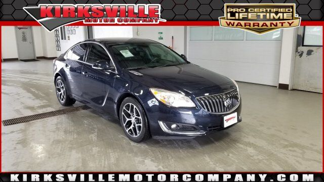 2017 Buick Regal 4dr Sdn Sport Touring FWD Kirksville MO