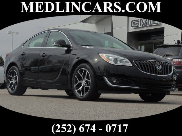2017 Buick Regal Sport Touring Wilson NC