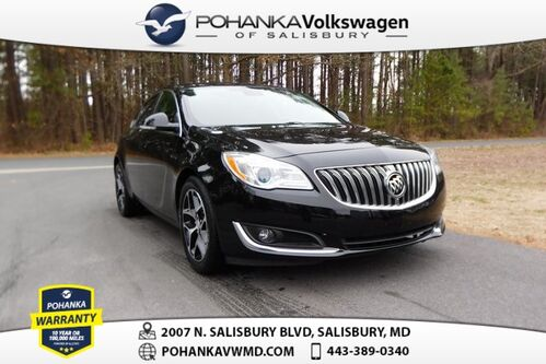 2017_Buick_Regal_Turbo ** CLEAN CARFAX ** LEATHER **_ Salisbury MD