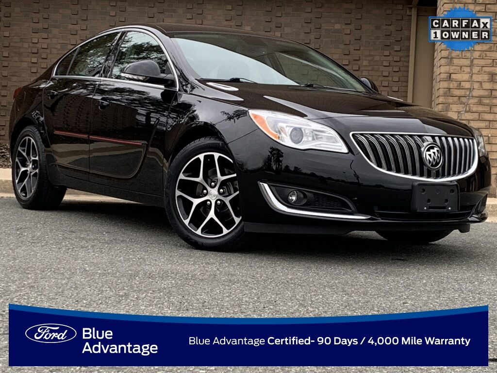 2017 Buick Regal Turbo Gaithersburg MD