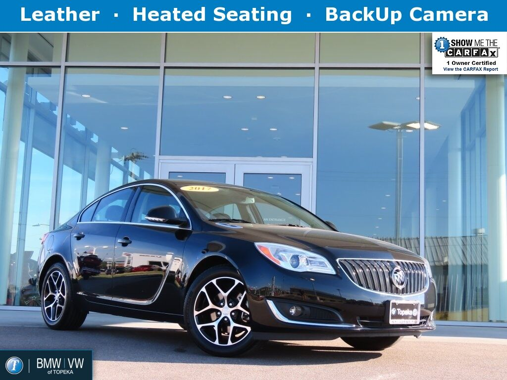 2017 Buick Regal Turbo Topeka KS