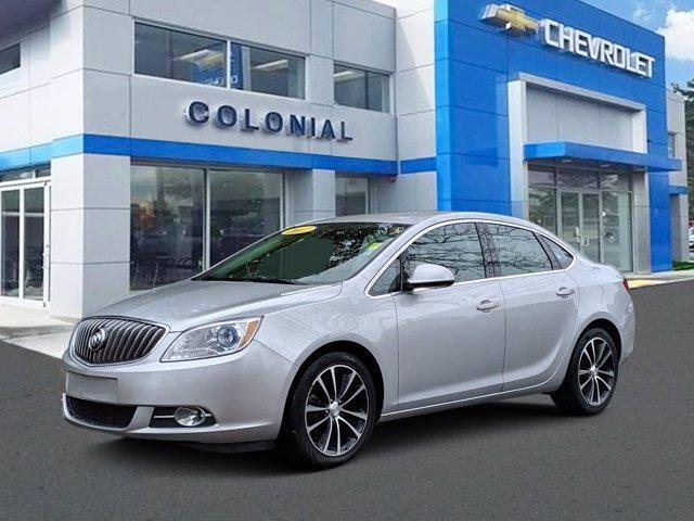 2017 Buick Verano 4dr Sdn Sport Touring North Dartmouth MA