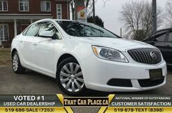 2017_Buick_Verano_Base|$49wk|Wi-FiEquipped|On-Star|LowKM|VeryClean_ London ON