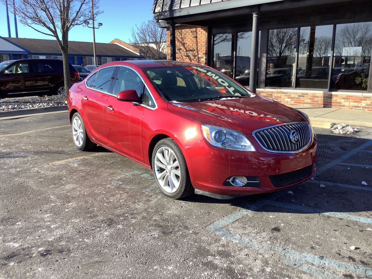 2017 Buick Verano Leather Group 4dr Sedan Chesterfield MI