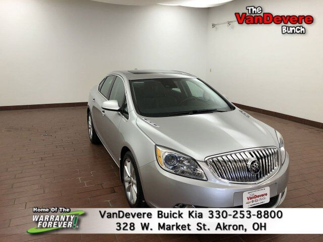 2017 Buick Verano Leather Group Akron OH