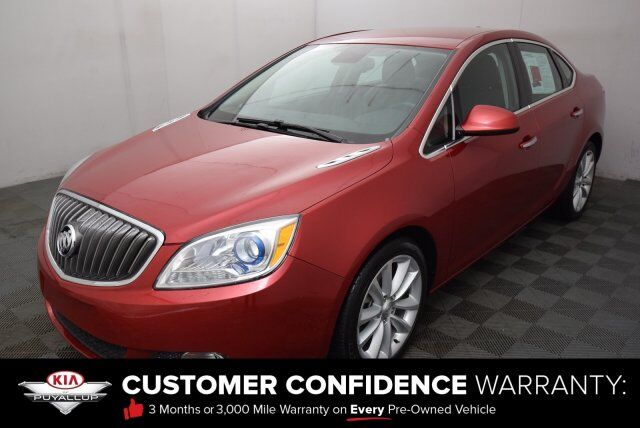 2017 Buick Verano Leather Group Puyallup WA