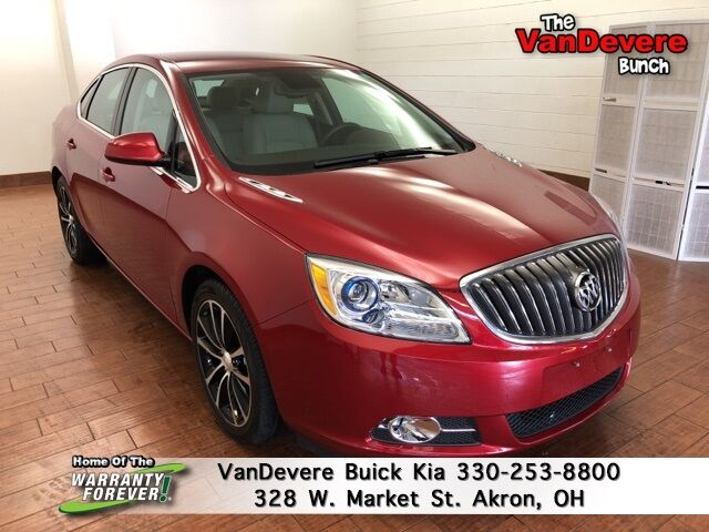 2017 Buick Verano Sport Touring Akron OH