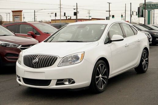 2017 Buick Verano Sport Touring Fort Wayne Auburn and Kendallville IN