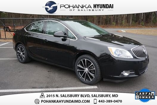2017_Buick_Verano_Sport Touring ONE OWNER!!!_ Salisbury MD