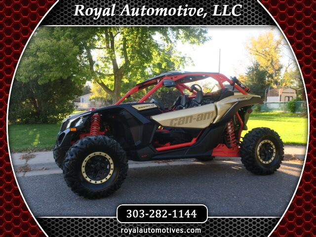 2017 CAN AM MAVERICK X3 RS X3 RS Englewood CO
