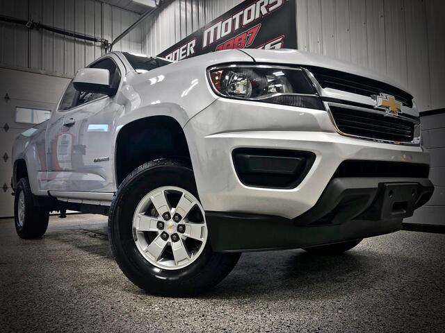 2017_CHEVROLET_COLORADO_4WD WT_ Bridgeport WV