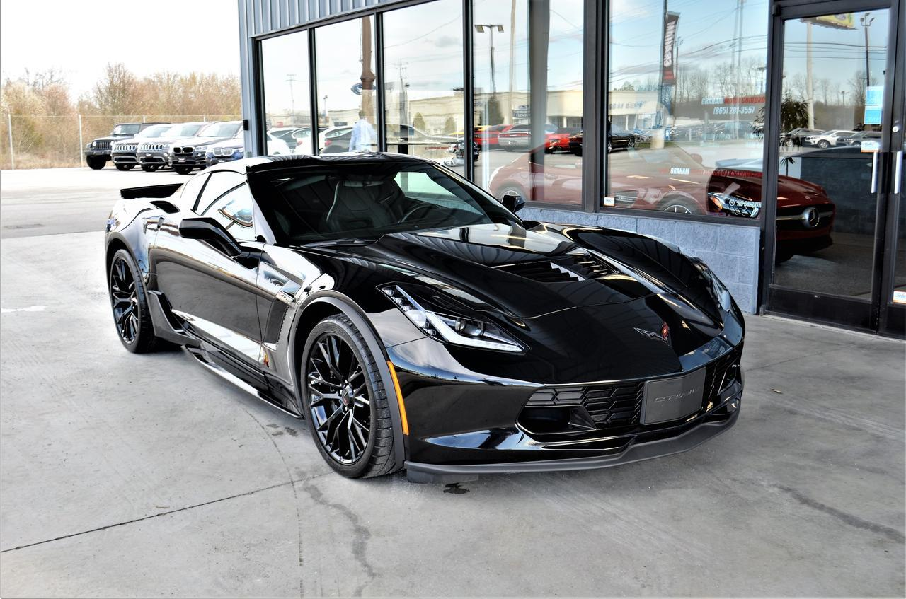2017 CHEVROLET CORVETTE Z06 1LZ Knoxville TN