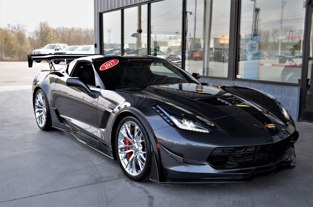 2017 CHEVROLET CORVETTE Z06 3LZ Knoxville TN