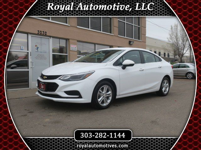 2017 CHEVROLET CRUZE LT Englewood CO
