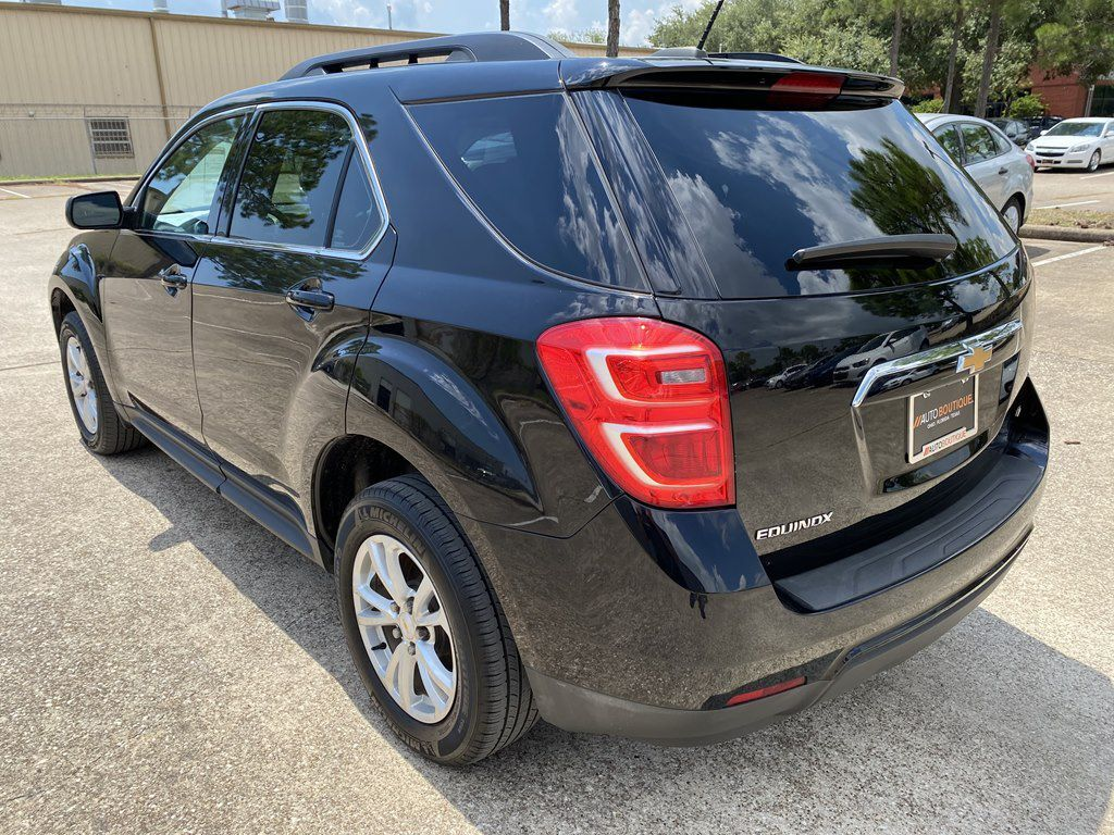 2017 CHEVROLET EQUINOX LT LT Houston TX