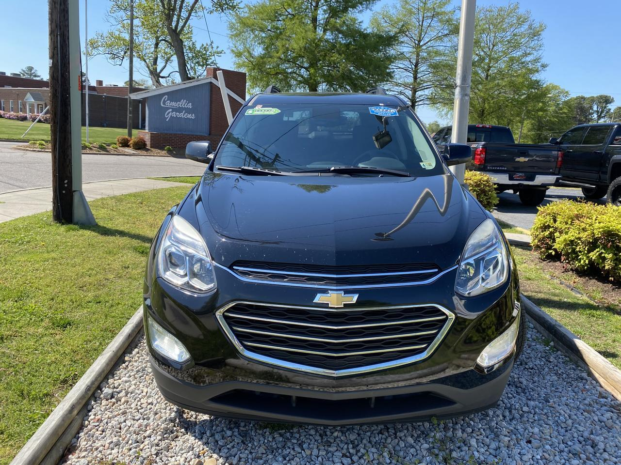 2017 CHEVROLET EQUINOX LT, WARRANTY, BACKUP CAM, PARKING SENSORS, ONSTAR! Norfolk VA