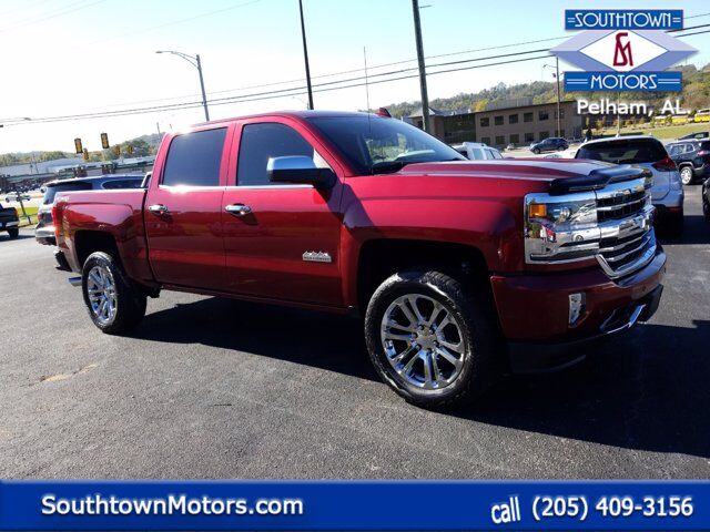 2017 CHEVROLET SILVERADO 1500 HIGH COUNTRY 4WD Pelham AL