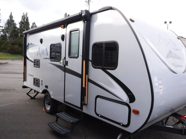 2017 COACHMEN APEX NANO 185BH TRAVEL TRAILER Roseburg OR