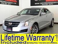 Cadillac ATS 2.0L LUXURY NAVIGATION LEATHER HEATED SEATS REAR CAMERA REAR PARKING AID 2017