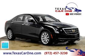 2017_Cadillac_ATS_2.0L TURBO SUNROOF LEATHER SEATS REAR CAMERA KEYLESS START BOSE_ Carrollton TX