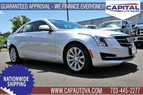 2017_Cadillac_ATS_2.0L Turbo_ Chantilly VA