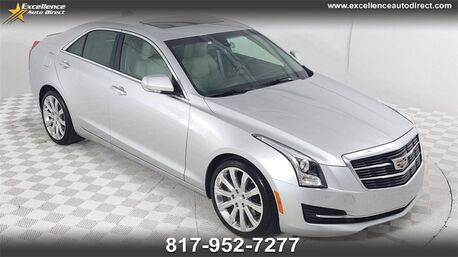 2017_Cadillac_ATS_2.0L Turbo Luxury_ Euless TX