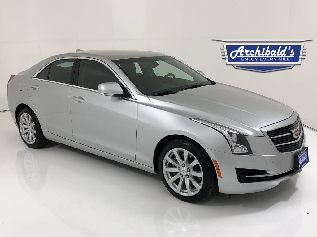 2017 Cadillac ATS 2.0L Turbo Luxury Kennewick WA