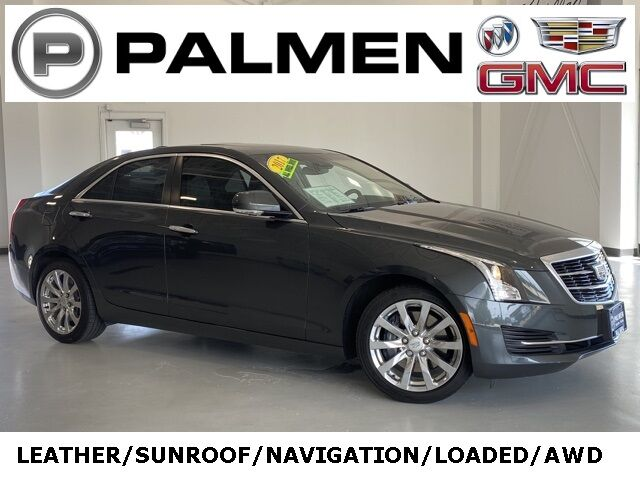 2017 Cadillac ATS 2.0L Turbo Luxury Kenosha WI