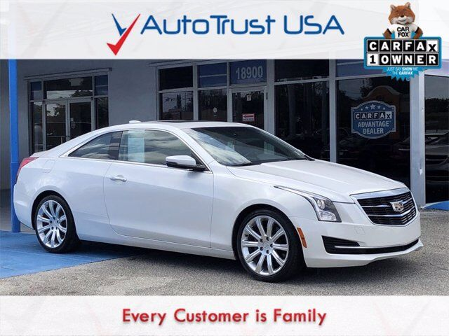 2017 Cadillac ATS Coupe 2.0L Turbo Miami FL