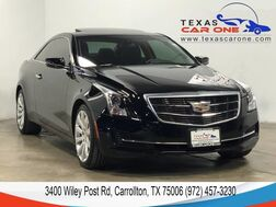 2017_Cadillac_ATS Coupe_SUNROOF LEATHER HEATED SEATS REAR CAMERA KEYLESS START BLUETOOTH_ Carrollton TX