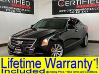Cadillac ATS REAR CAMERA LEATHER HEATED SEATS BOSE SOUND SYSTEM SMART PHONE INTEGRATION 2017