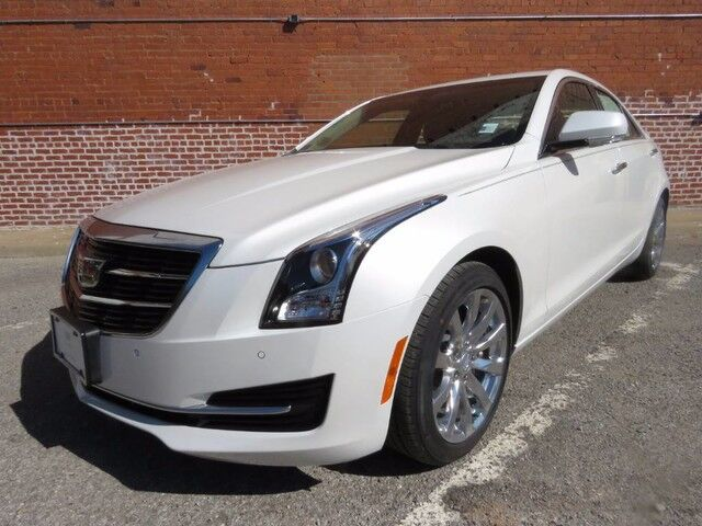2017 Cadillac ATS Sedan 4DR SDN 2.0L LUXURY Wichita Falls TX