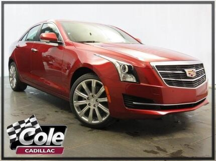 2017_Cadillac_ATS Sedan_4dr Sdn 2.0L Luxury AWD_ Southwest MI