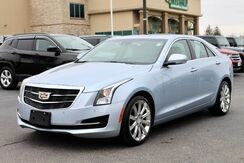 2017_Cadillac_ATS Sedan_Luxury AWD_ Fort Wayne Auburn and Kendallville IN