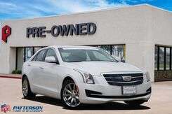 2017_Cadillac_ATS Sedan_Luxury RWD **Certified Pre-Owned_ Wichita Falls TX