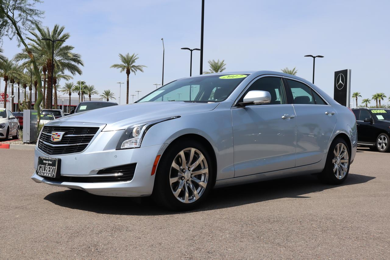 2017 Cadillac ATS Sedan Luxury RWD Gilbert AZ