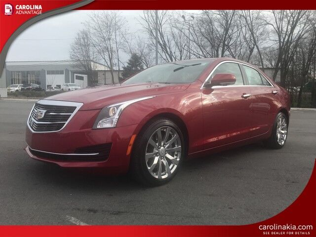 2017 Cadillac ATS Sedan Luxury RWD High Point NC