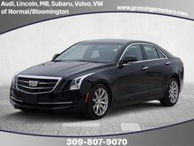 2017_Cadillac_ATS Sedan_Luxury RWD_ Normal IL
