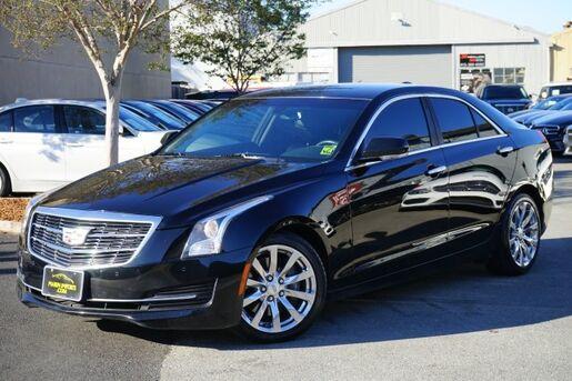 2017_Cadillac_ATS Sedan_Luxury RWD_ San Rafael CA
