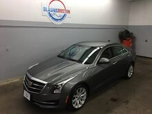 2017_Cadillac_ATS Sedan_RWD_ Holliston MA