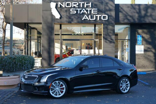 2017_Cadillac_ATS-V Sedan__ Walnut Creek CA