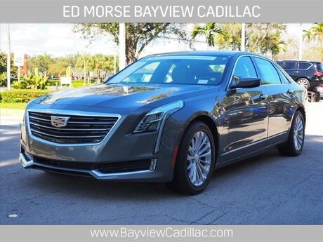 2017 Cadillac CT6 2.0 Turbo Luxury Delray Beach FL