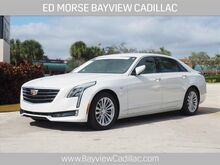 2017_Cadillac_CT6_2.0 Turbo Luxury_ Delray Beach FL